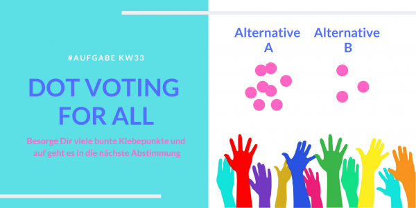 KW33 - Dot voting for all