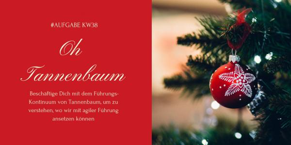 KW38 - Oh Tannenbaum