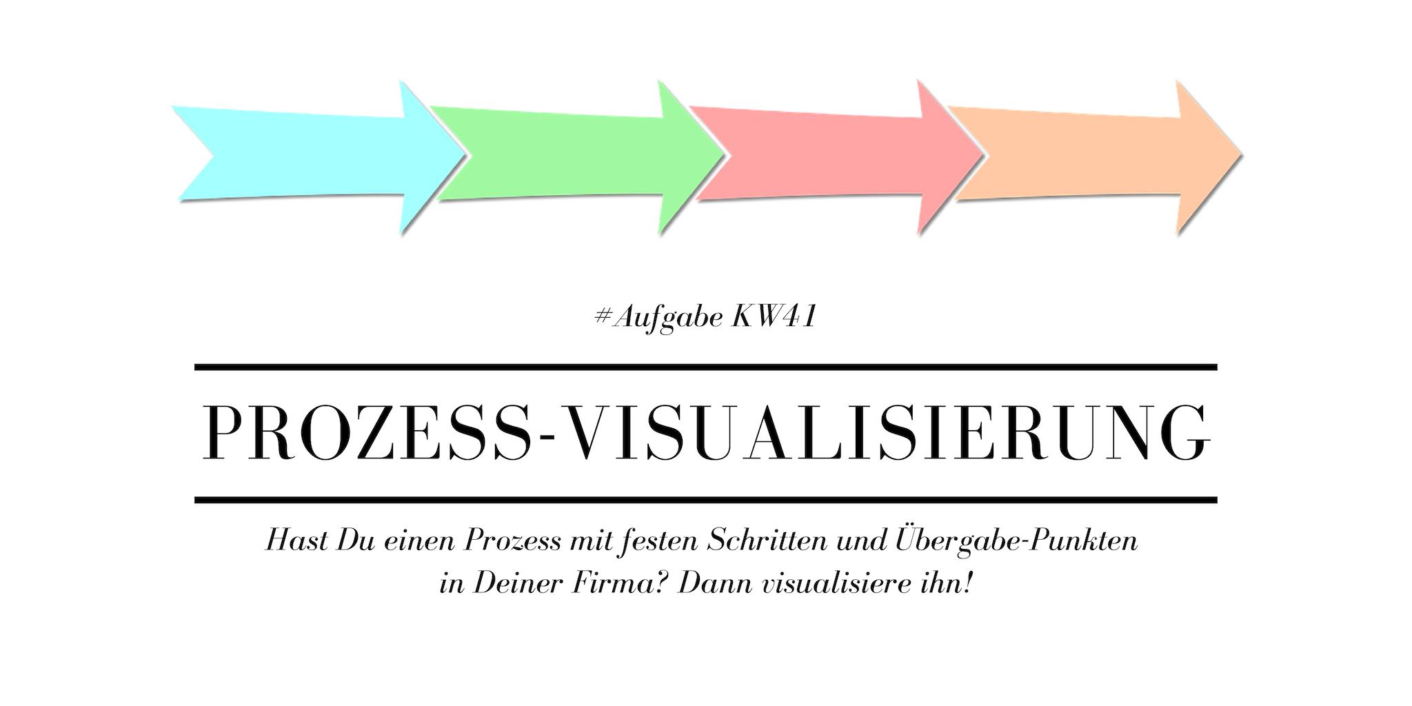 KW41 - Prozess-Visualisierung