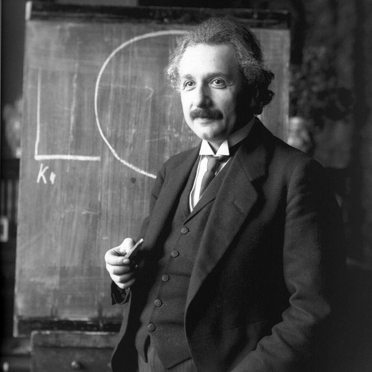 Albert Einstein über Probleme